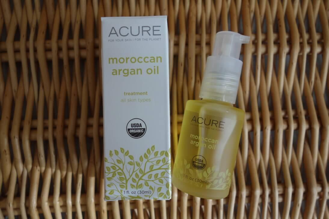 Acure Organics, 100%認定オーガニック・モロッコ原産アルガンオイル・トリートメント (2)