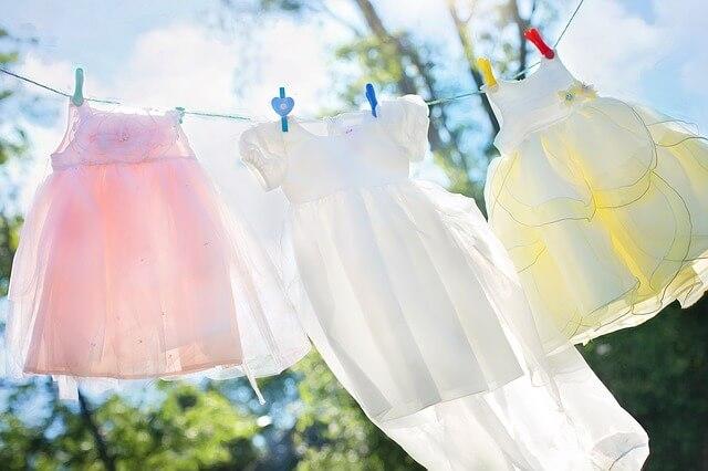 粉石鹸であわあわ洗濯をして汚れ落ちと洗い上がりに感動した