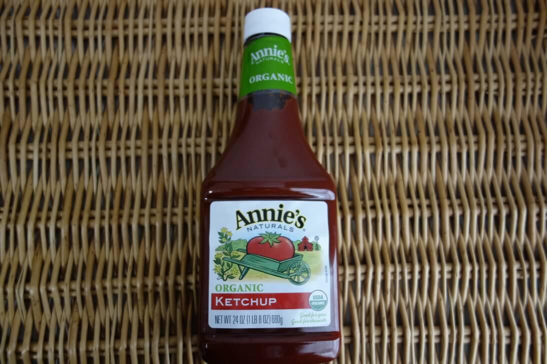 Annie's Naturals, Organic, Ketchup