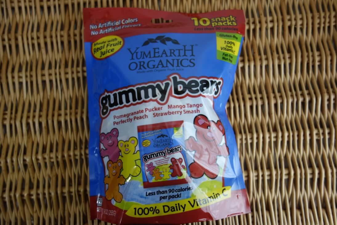 YumEarth, Organics, Gummy Bears-iherb (1)