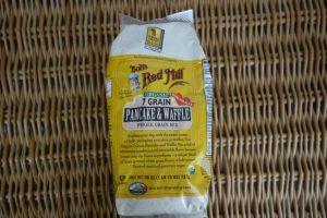 Bob-s-Red-Millオーガニックパンケーキのパッケージ