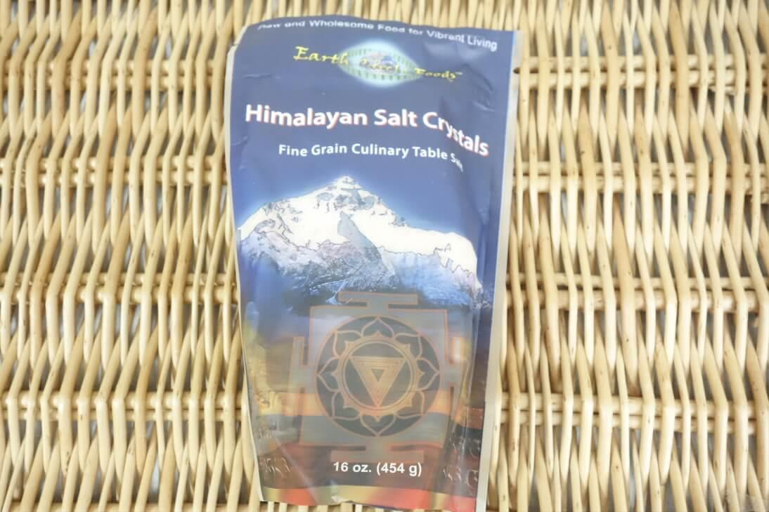 【アイハーブのおすすめ食品】オーガニックのヒマラヤの岩塩、ピンクソルトを買いました