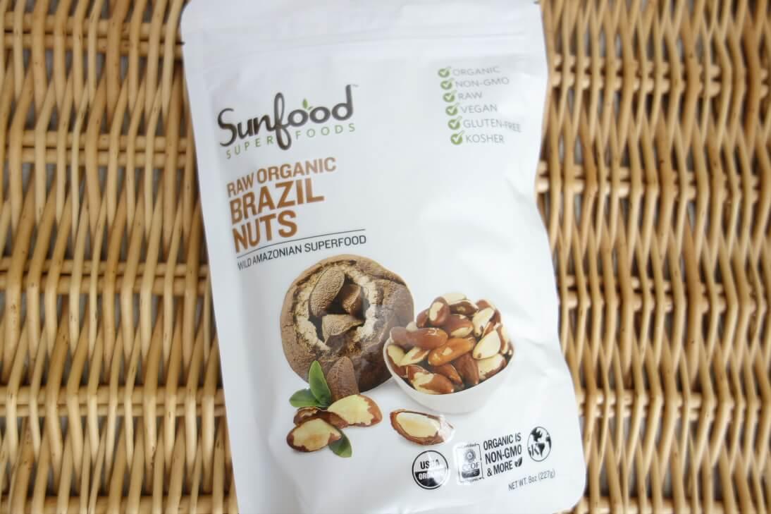 sunfood ブラジルナッツ (2)
