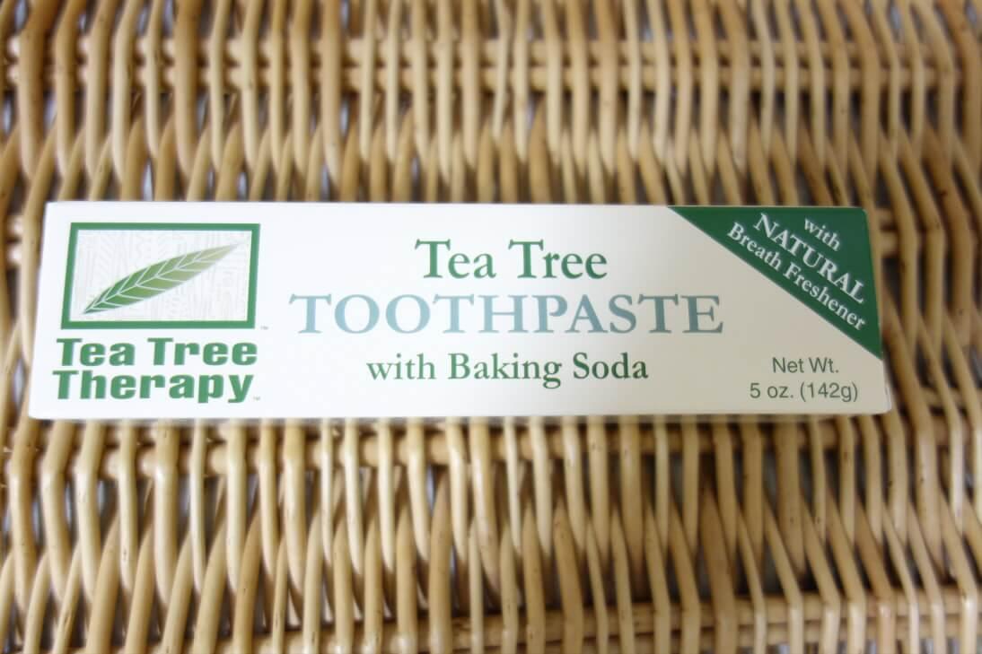 ティーツリーオイル配合の歯磨き粉は歯肉炎予防におすすめ
