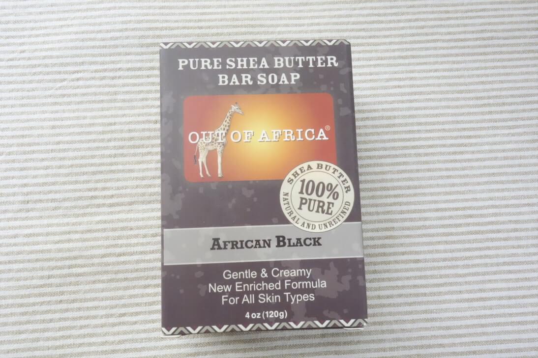 【アウトオブアフリカ】iHerbで人気のブラックソープは洗い上がりスッキリで夏におすすめ!