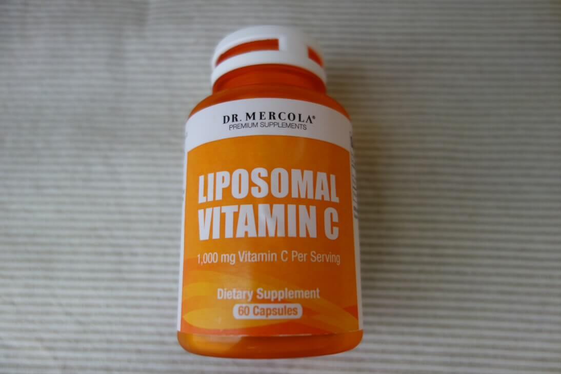 Dr. Mercola, リポソーム・ビタミンC (2)