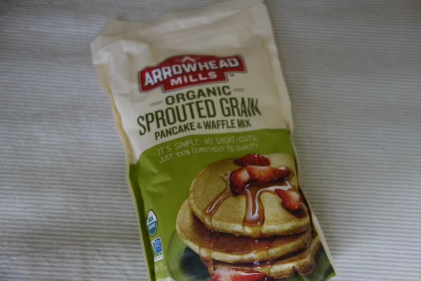 アローヘッドミルのパンケーキミックス