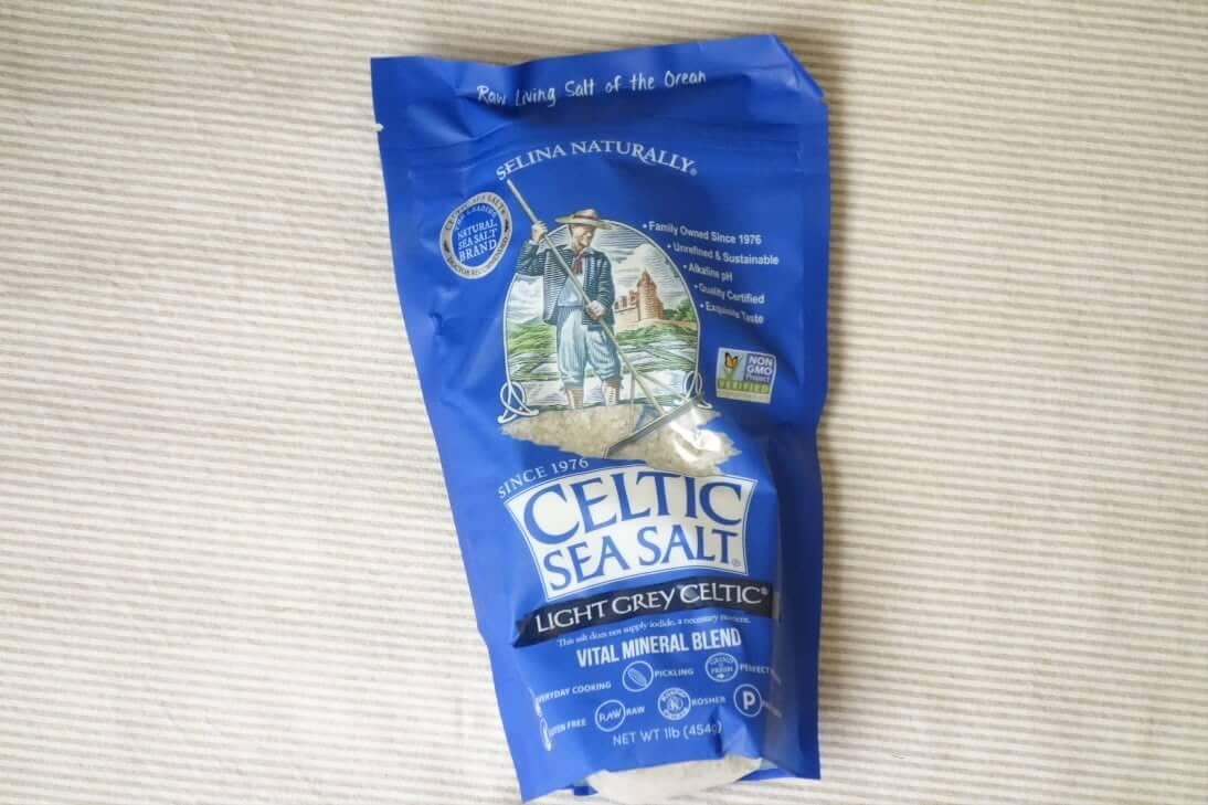 Celtic Sea Saltセルティック海塩