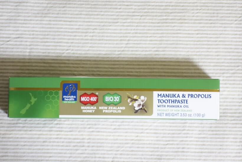 Manuka Health, マヌカオイル配合 マヌカ & プロポリス歯磨き粉 (2)