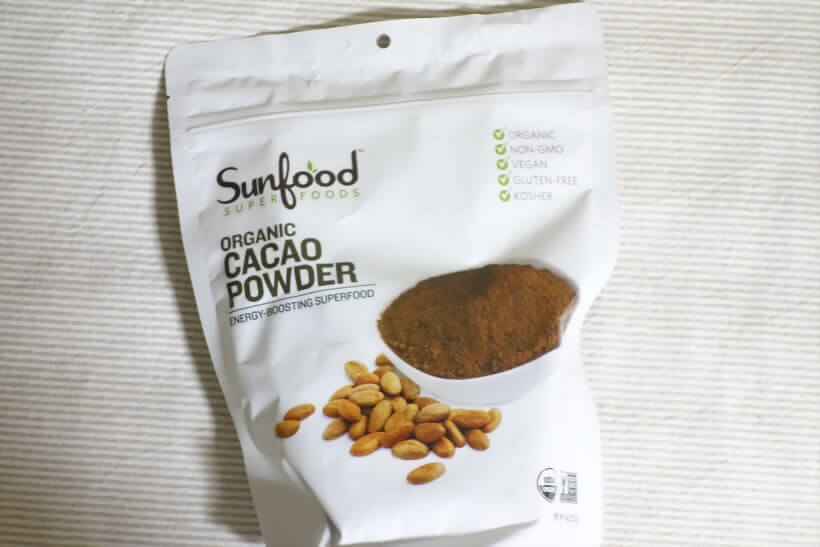 Sunfood, Organic Cacao Powder