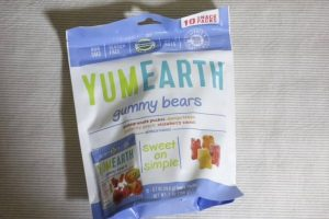 YumEarth, Gummy Bears, Assorted Flavors, 10 Snack Packs