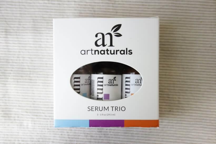 Artnaturals, Serum Trio Set, Anti-Aging, 3 Serums (2)