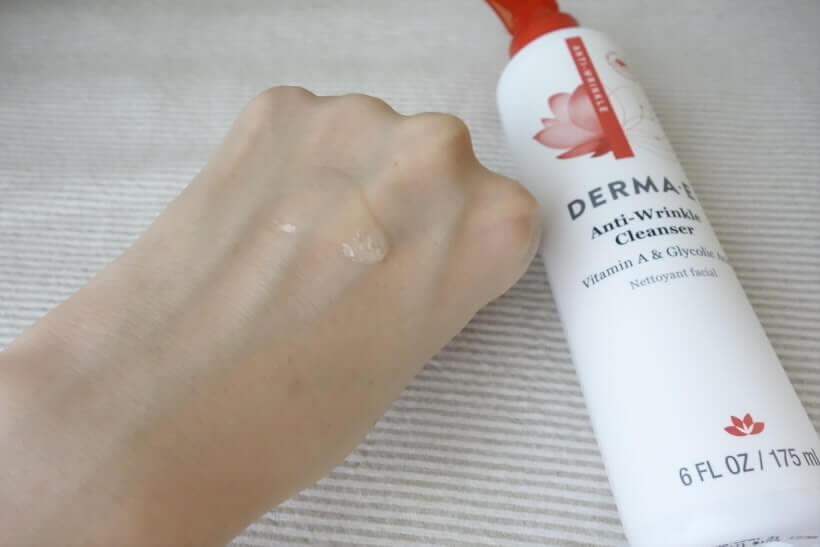 Derma E, アンチリンクルビタミンAグリコリッククレンザー (1)