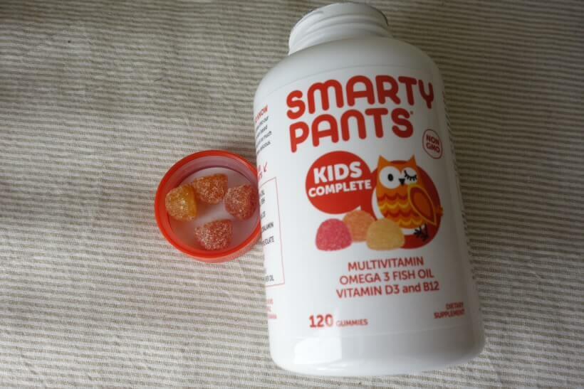 子供用マルチビタミン&オメガ3グミ (4)