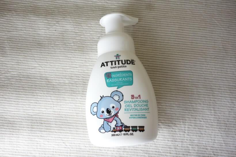 ATTITUDE 子供用シャンプー&ボディーソープ (2)