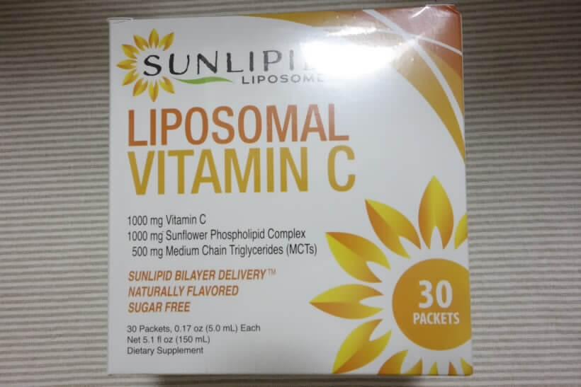 SunLipidリポソームビタミンC
