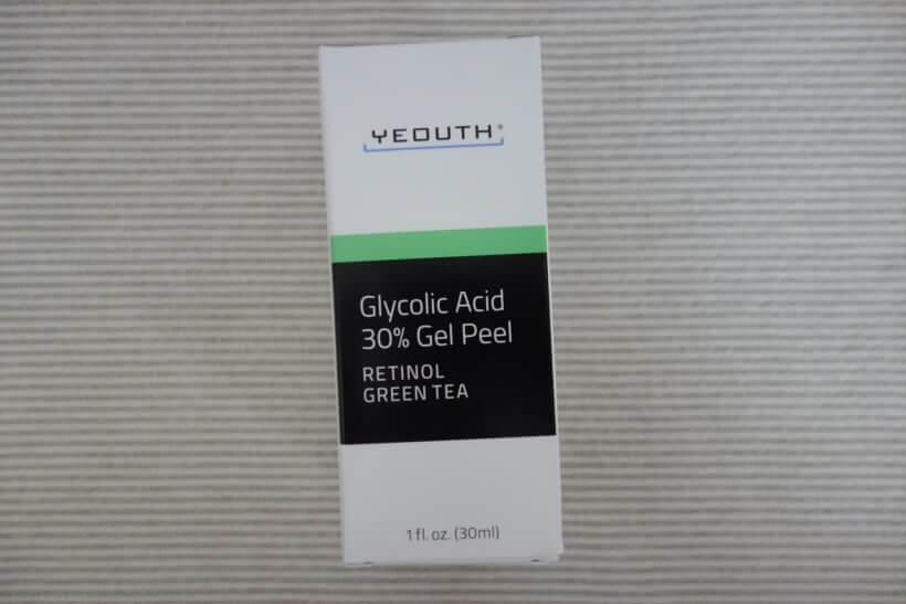 Yeouth, Glycolic Acid 30% Gel Peel (2)