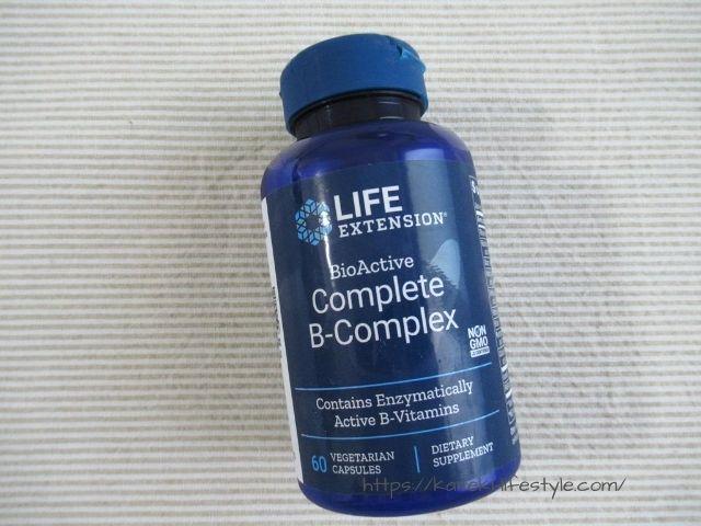 Life ExtensionビタミンBサプリメント (1)
